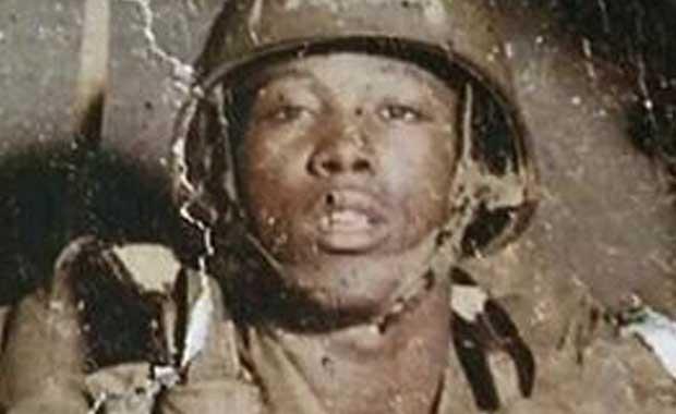 Allen Stroud - United States Army