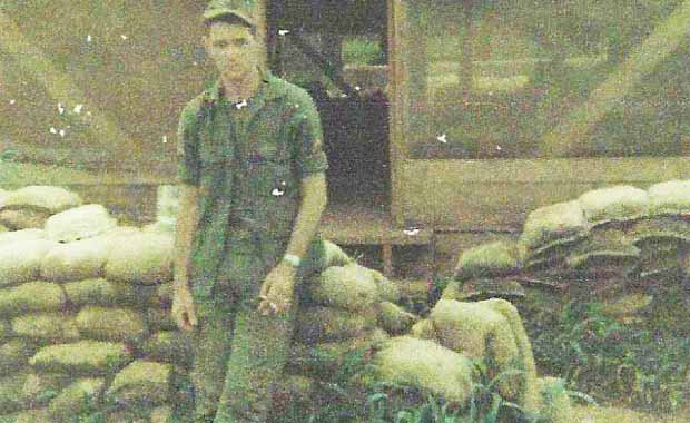 Bill Cramer Jr. - United States Army