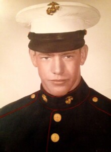 Buzz Liles - United States Marine Corps