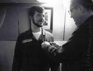 Carey Carpenter - United States Navy