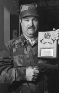 Dana Wall - United States Army