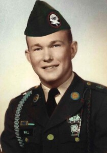 Donald Wall - United States Army