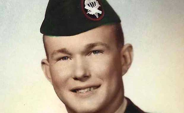 Donald Wall - Vietnam Service -United States Army