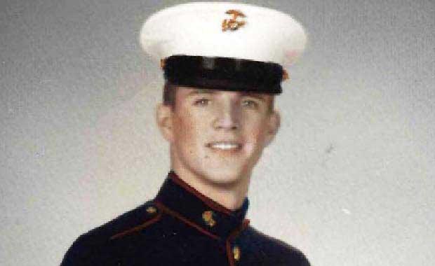Glenn Johnson - United States Marine Corps