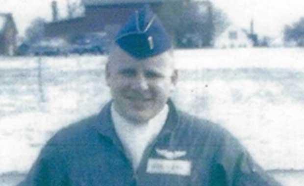 Joe Wolozyn - United States Air Force
