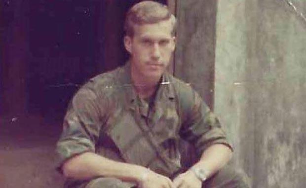 John Jones - United States Marine Corps