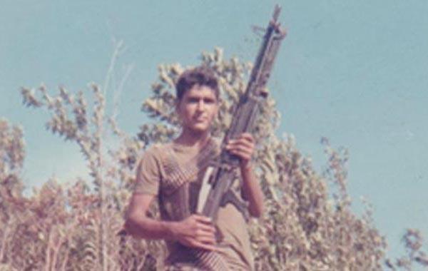 """Jose """"Joe"""" Anzaldua - U.S. Marine Corps"""