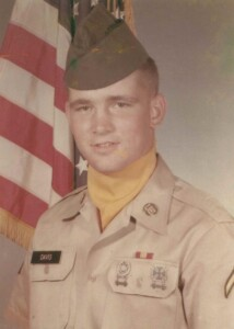 Leon Davis - United States Army