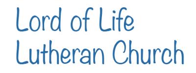 Lord of Life Lutheran Church, Garner NC
