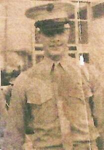 Marshall Sauls - United States Marine Corps