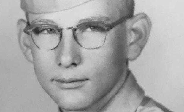Paul Houston Woods - U.S. Army