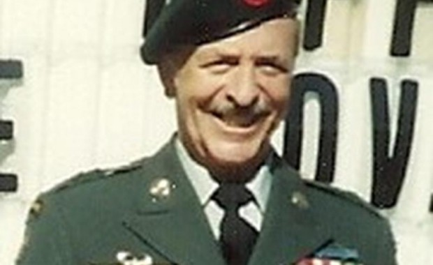 Sammy Stephenson - United States Army