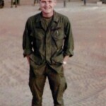 Tony Warren - Vietnam Service - Army