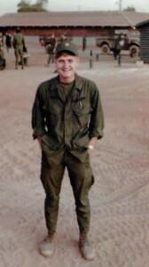 Tony Warren - Unitee States Army