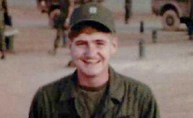 Tony Warren - Vietnam Service - Army