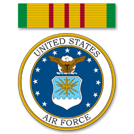 Vietnam Service Ribbon - United States Air Force