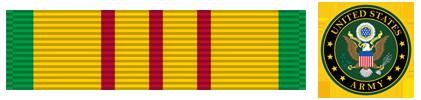 Vietnam Service - U.S. Army