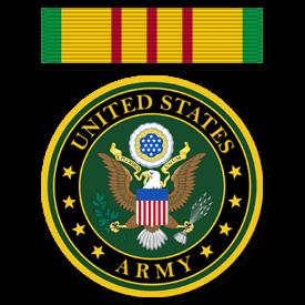 Vietnam Service Ribbon - United States Army