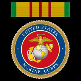 Vietnam Service Ribbon - United States Marine Corps
